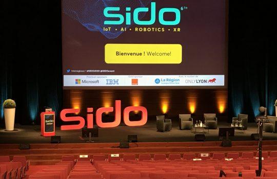 Salon SIDO 2020 : L'industrie 4.0 à portée de main