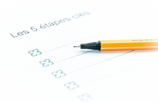 Les 5 étapes clés pour réussir la mise en place d'un ERP